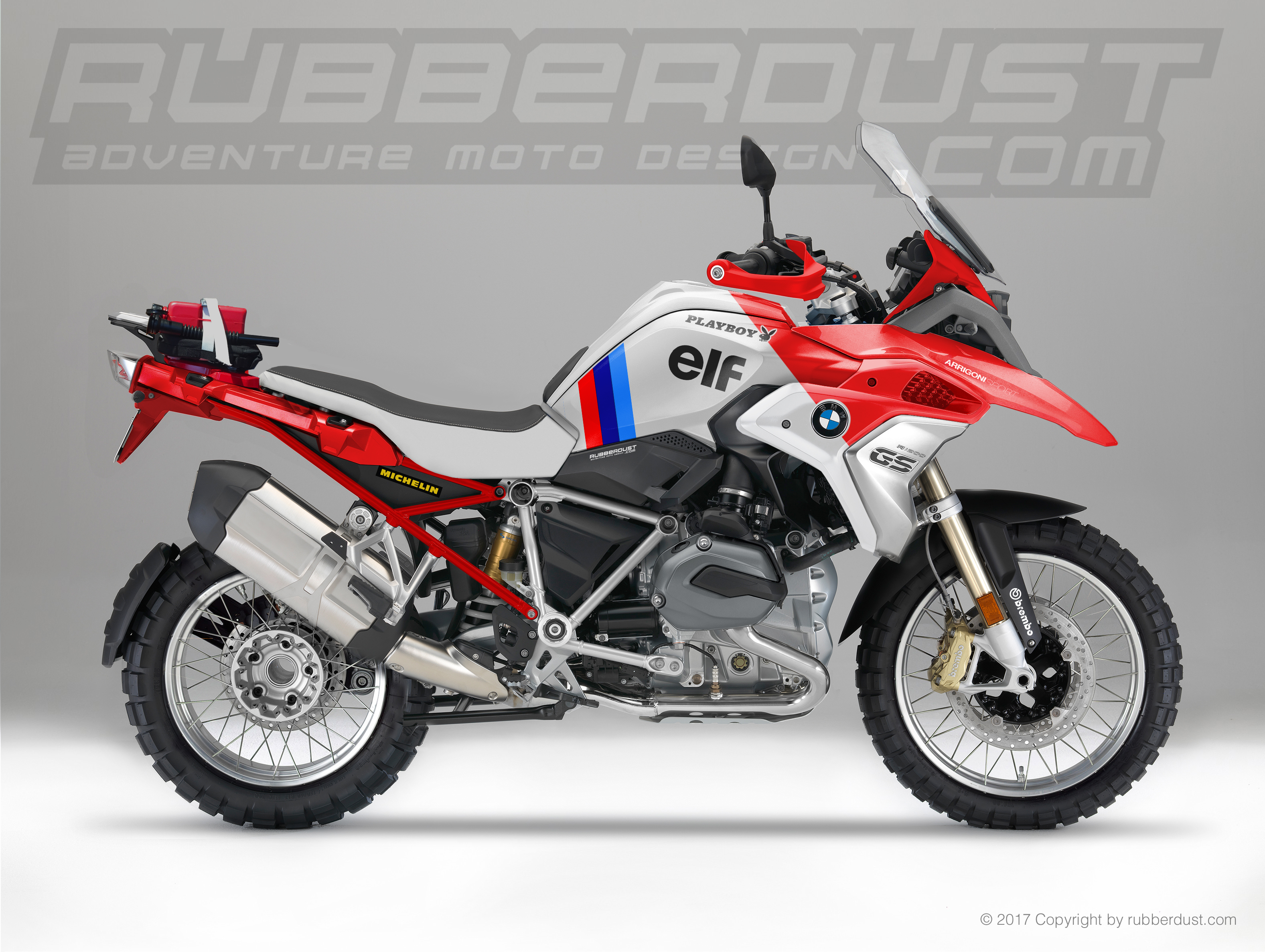 2017 Bmw R1200 Gs Dakar Edition Rubberdust Com